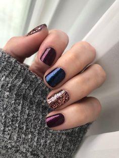 Pretty Nail Designs, Color Street Nails, Pretty Nails, Nail Colors, Hair Beauty, Polish, Nail Art, My Style, Nail Ideas