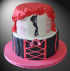Pole Dance Cake - 25