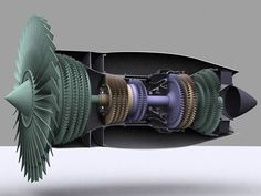 zip Model available on Turbo Squid, the world's leading provider of digital models for visualization, films, television, and games. Aerospace Engineering, Engineering Technology, Mechanical Engineering, Electronic Engineering, Turbine Engine, Gas Turbine, Aircraft Parts, Aircraft Engine, Electric Jet Engine