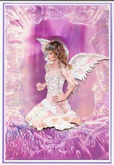 Decoupage Angel