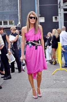 Anna Dello Russo: editor in chief of Vogue Japan and style maven