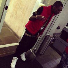 #SouljaBoy wearing #Ewing 33 hi - Jamaica