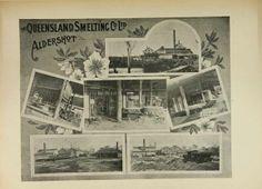 Qld Smelting Co Ltd - Aldershot