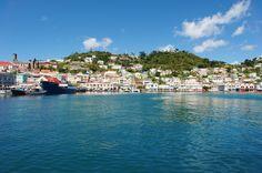 Grenada Island Paradise Island Of Caribbean, West Indies Grenada Caribbean, Southern Caribbean, Caribbean Vacations, Grenada Spain, Caribbean Cruise, Barbados, Jamaica, Vacation Destinations, Vacation Trips