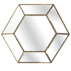 Crisanto Hexagon Mirror  http://www.pier1.com/Crisanto-Hexagon-Mirror/2667562,default,pd.html?cgid=crisanto#nav=left&start=1