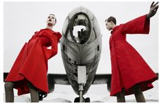 W MAGAZINE- LIndsey Wixson & Ashleigh Good in Super Fly by Emma Summerton. Giovanna Battaglia, November 2013, www.imageamplified.com, Image Amplified (5)