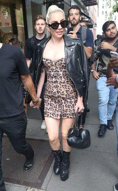 Clean Bandit, Celebs, Celebrities, Lady Gaga, Biker, Hollywood, Street Style, Boots, Model