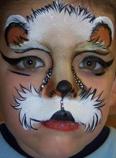 Face Painting Teddy or Mouse