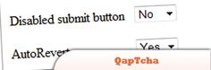 QapTcha: jQuery captcha system with jQuery & jQuery UI   This is an easy-to-use, simple and intuitive captcha system. It needs human action instead of to read a hard text and it is a very lightweight jQuery plugin.