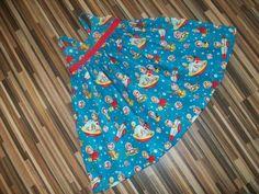 Handmade childs rocket rascals hummingbird dress from www.Facebook.com/beamyhandmade