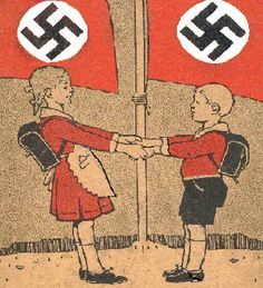 Hitler youth ad.