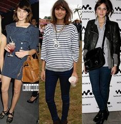 More outfits, please! Gotta love Alexa Chung....