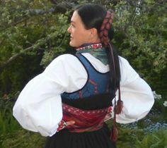 Beltestakk from Telemark ( bunad )