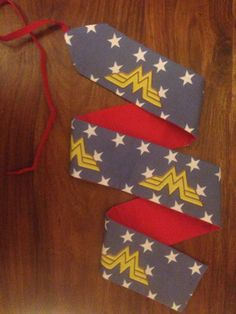 Wonder Woman Wrist wraps for Crossfit by a by SeraKateDesign