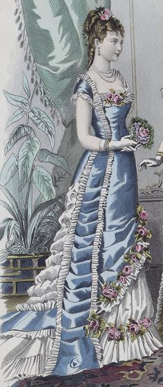 1878 gown