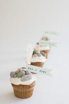 """""""You Rock"""" #Cupcakes"""