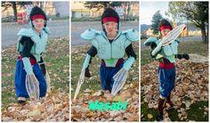 Big Hero 6 Wasabi DIY Costume