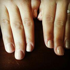 Nude nails ibd indie oasis