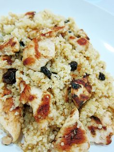 Lemon chicken couscous recipe. - NARCISSISM IS NECESSARY