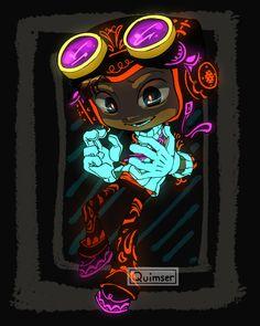 black velvetopia raz : PsychonautsGame