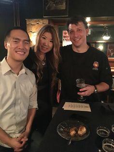 Chef Dave, Daniel B and Michelle K