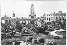 Santiago de Chile - Wikipedia, la enciclopedia libre