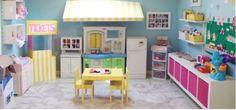 Kid play room idea