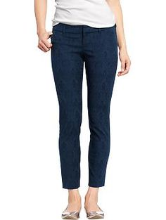 Women's The Diva Skinny Ankle Pants | Old Navy