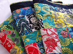 Lark Quilt....one of my favourite fabric collections at the moment