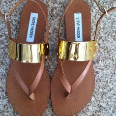 Steve Madden Shoes - Steve Madden new Sandles