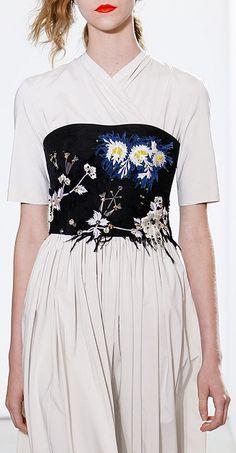 Creatures of the Wind Spring 2014 / kimono corset hybrid