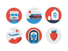 Icons by Nick Slater
