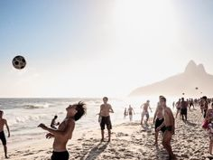 Look like fun? Capture Brasil's beach life. #Travel #Brasil #Beaches