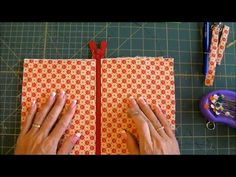 How to Sew a Zipper Pouch - YouTube