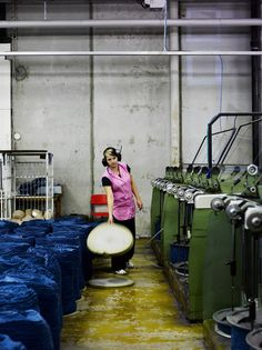 Novita's Nordic spinnery and family-owned business. #novitaknits #knitting #knits https://www.novitaknits.com/en