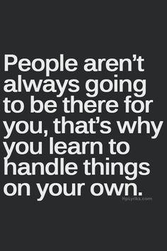 Sad, but true!♥