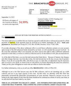 Una negociación de sin más deudas. Superior a la consolidación de deuda, negociamos está cuenta en colecciones. Olvídese de la bancarrota con www.sinmasdeudas.com