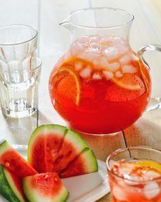 Watermelon Sangria @ http://allrecipes.com/recipe/watermelon-sangria/