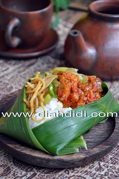 Kitchen Recipes, Cooking Recipes, Indonesian Cuisine, Indonesian Recipes, Diah Didi Kitchen, Malay Food, Asian Recipes, Ethnic Recipes, Asian Cooking