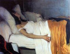 Santiago Rusinol - Morphine (1894)