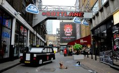 Brick Lane is getting an 80s arcade makeover this weekend http://LDN.in/U2gswH