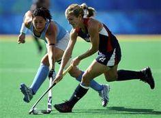 Keli Smith on the USA olympic team.