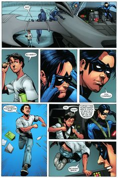 Oh, Tim XD I get him. The thrill would make me forget about the suit (or even the mask) as well