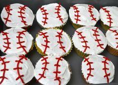 Baseball Cupcakes for Home Run Movie Screening #HomeRunMovie  #cbias