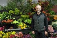 A Visit to Brannan Street-  San Francisco Flower Seller!
