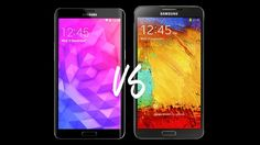 Samsung Galaxy Note 3 vs Samsung Galaxy Note 4
