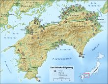 Shikoku Pilgrimage - Wikipedia, the free encyclopedia