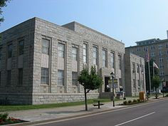 Raleigh County Court House Beckley, West Virginia