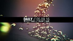 The Daily Render // 05.09.2016 // Timelapse / Speedart // MAXON Cinema 4D // OTOY OctaneRender