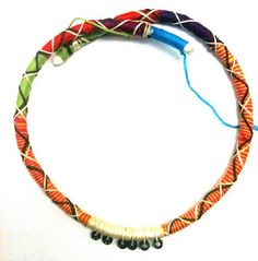 Powerpoint about Maasai tribal necklaces